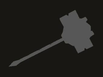 le marteau de guerre